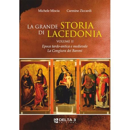 La grande storia di Lacedonia - Epoca tardo-antica e medievale - La congiura dei Baroni