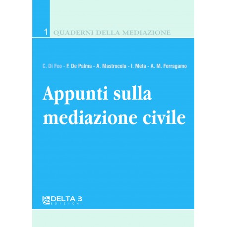 Appunti sulla mediazione civile