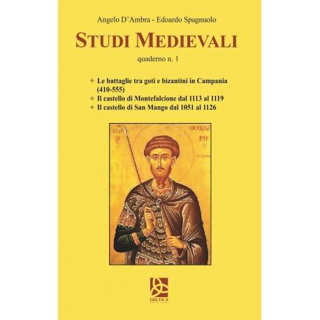 Studi Medievali 1