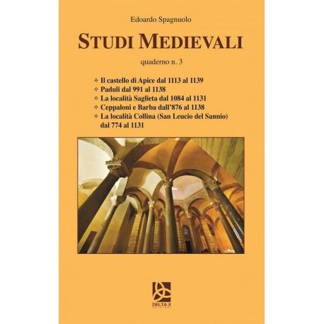 Studi Medievali 3