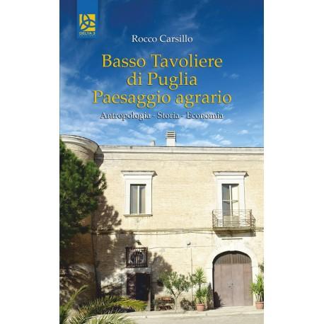Basso Tavoliere di Puglia Paesaggio agrario