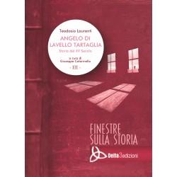 Angelo di Lavello Tartaglia - Storia del XV secolo